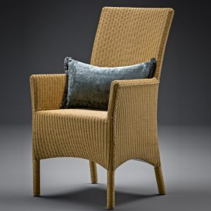 Lloyd Loom Parabola Chairs