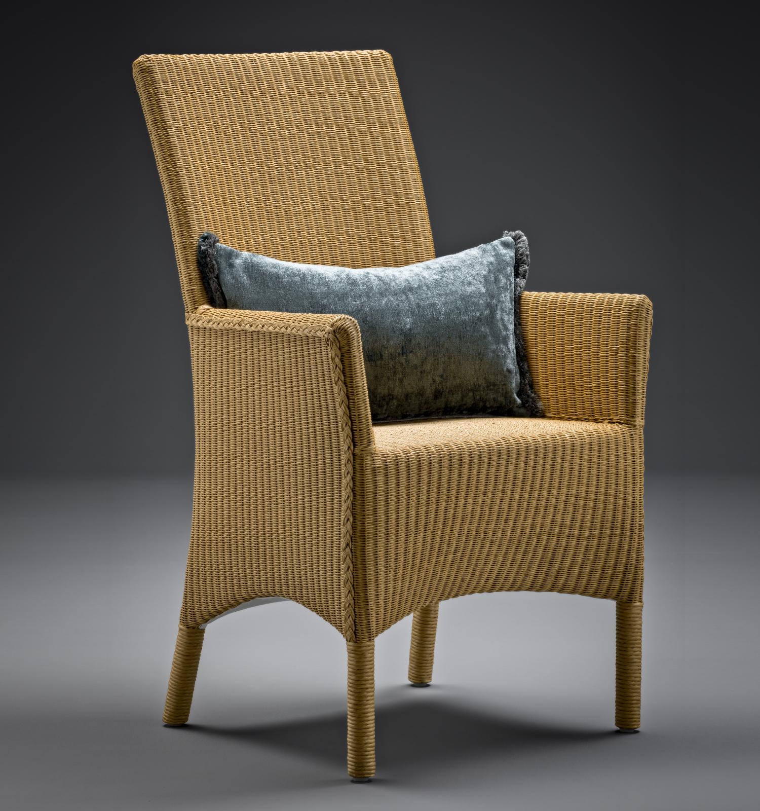 Parabola Arm Chair | Lloyd Loom Style Chairs | Lloyd looms
