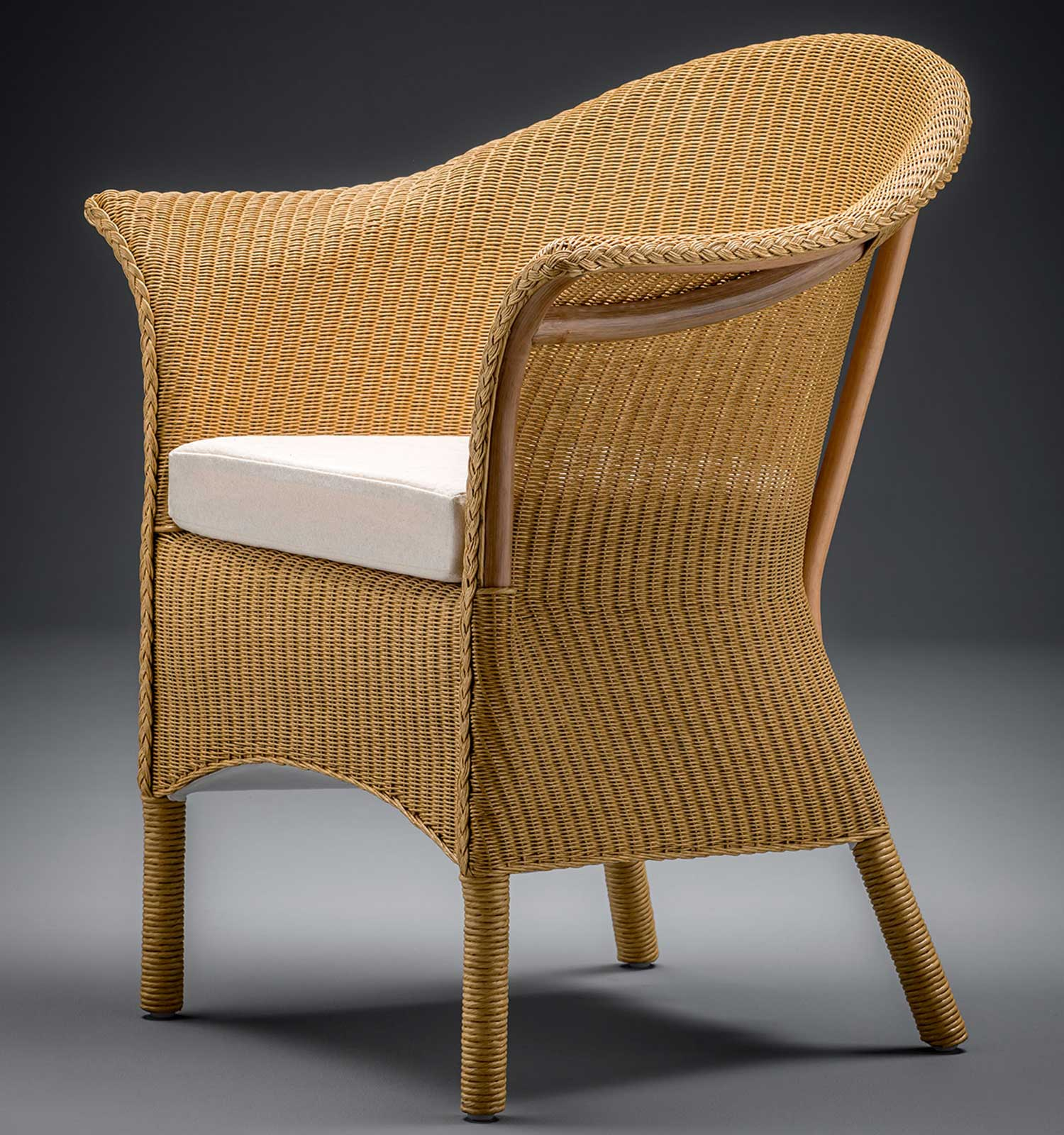 montpellier chair buy lloyd loom chairs online lloyd looms. Black Bedroom Furniture Sets. Home Design Ideas