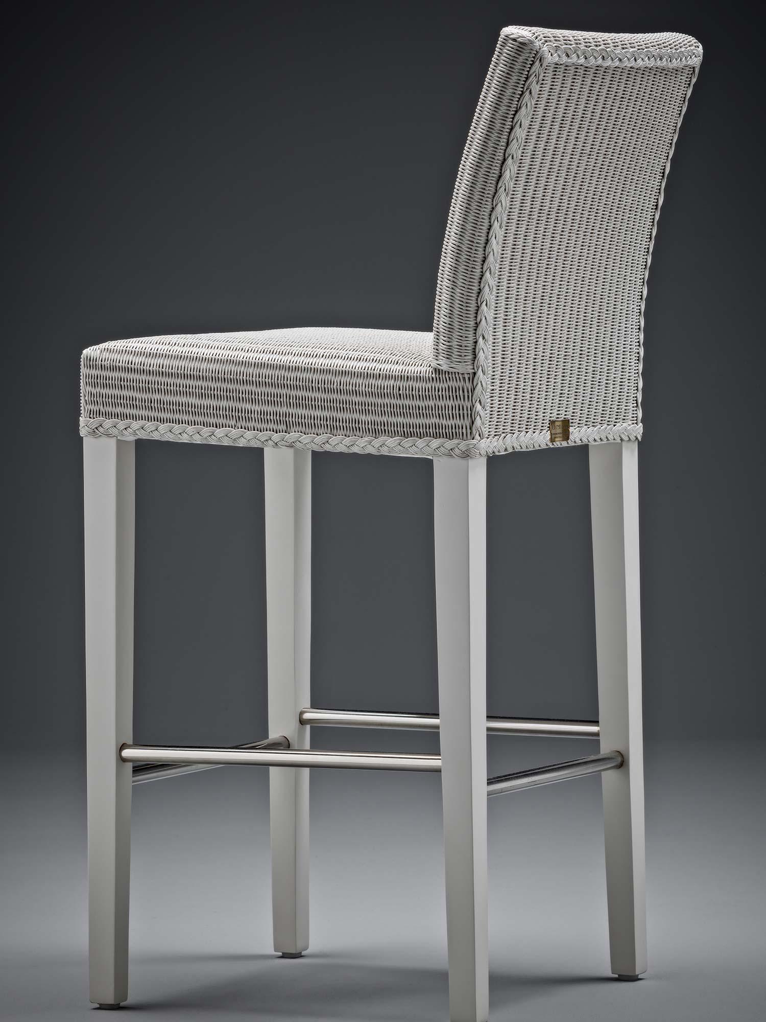 lloyd loom bar chair lloyd looms. Black Bedroom Furniture Sets. Home Design Ideas