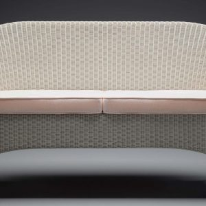 Lloyd Loom Outdoor Settees