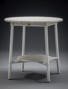 Lloyd Loom Café Grande Table