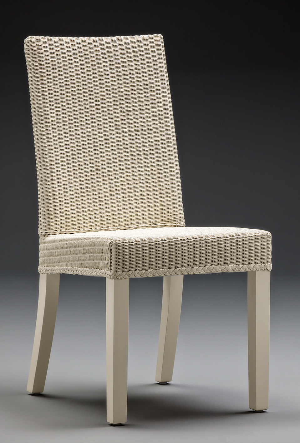 Lloyd Loom Dining Chairs