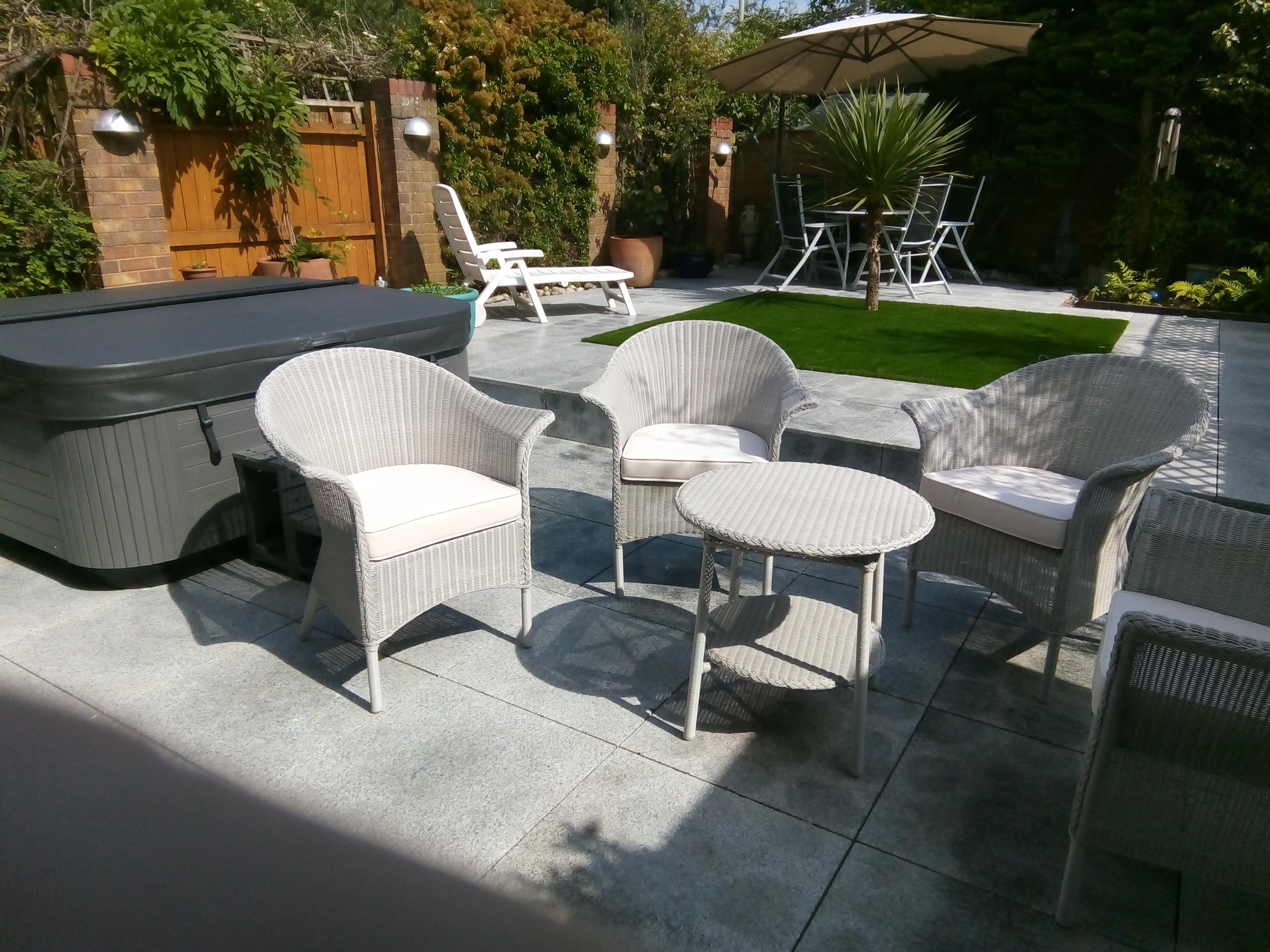 Lloyd Loom Blenheim Furniture