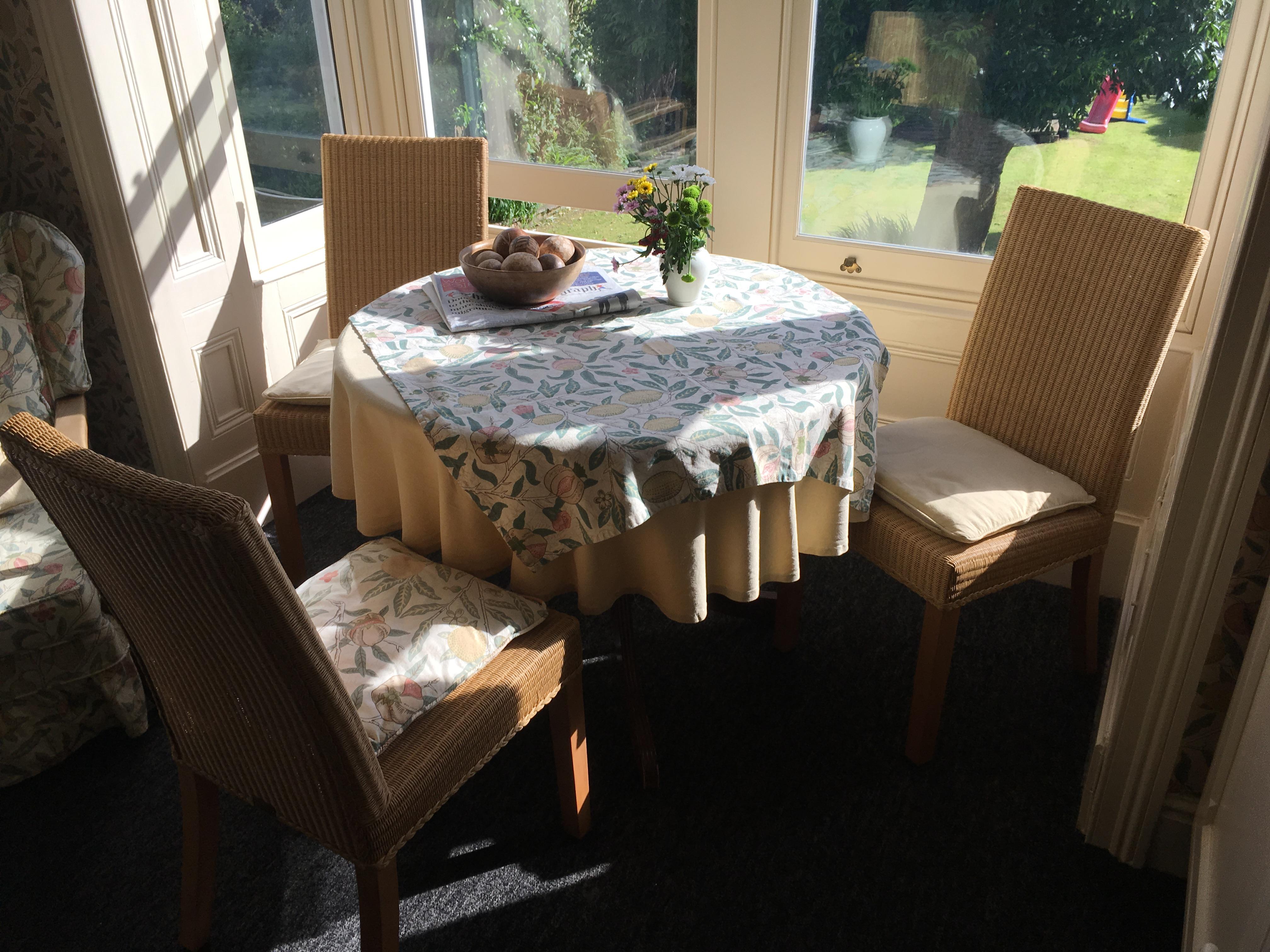Lloyd Loom Cleeve Dining Chairs