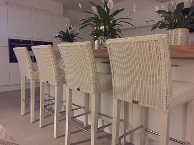 Lloyd Loom Bar Chair